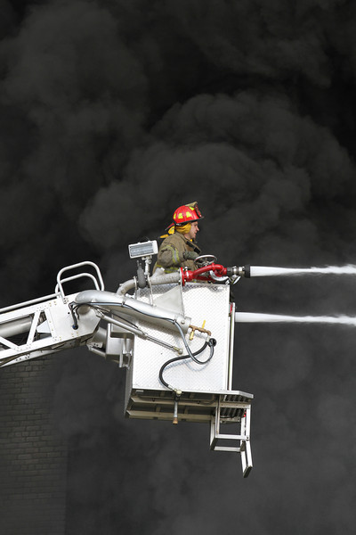 DETROIT METRO FIRE - INCIDENTS