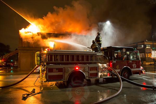 2-11 Alarm of Fire 126 East 47th. Street November 2015