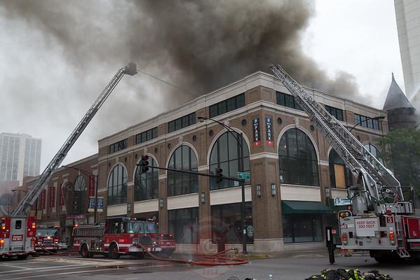 3-11 Alarm Fire 1612 N. Wells