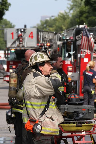Still & Box Alarm Fire 3255 W. Washington August 16, 2014