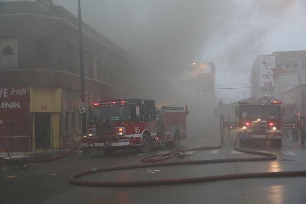Still & Box Alarm Fire 26 S. Pulaski