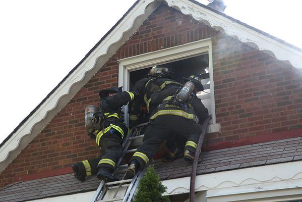 Still & Box Alarm Fire 6200 Block S. Keeler June 2, 2014