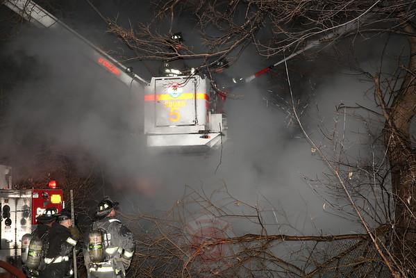 Still & Box Alarm Fire 7656 S. Union  December 6, 2014