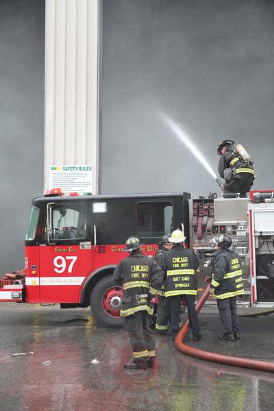 Working Fire 13707 S. Jeffery August