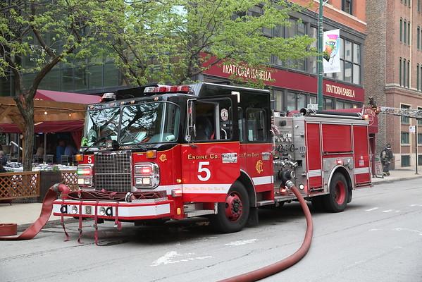 Working Fire Jefferson & Lake Street May 16, 2015