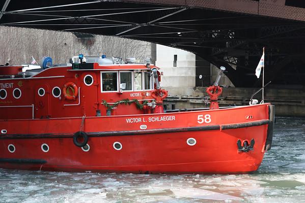Fireboat Engine 58